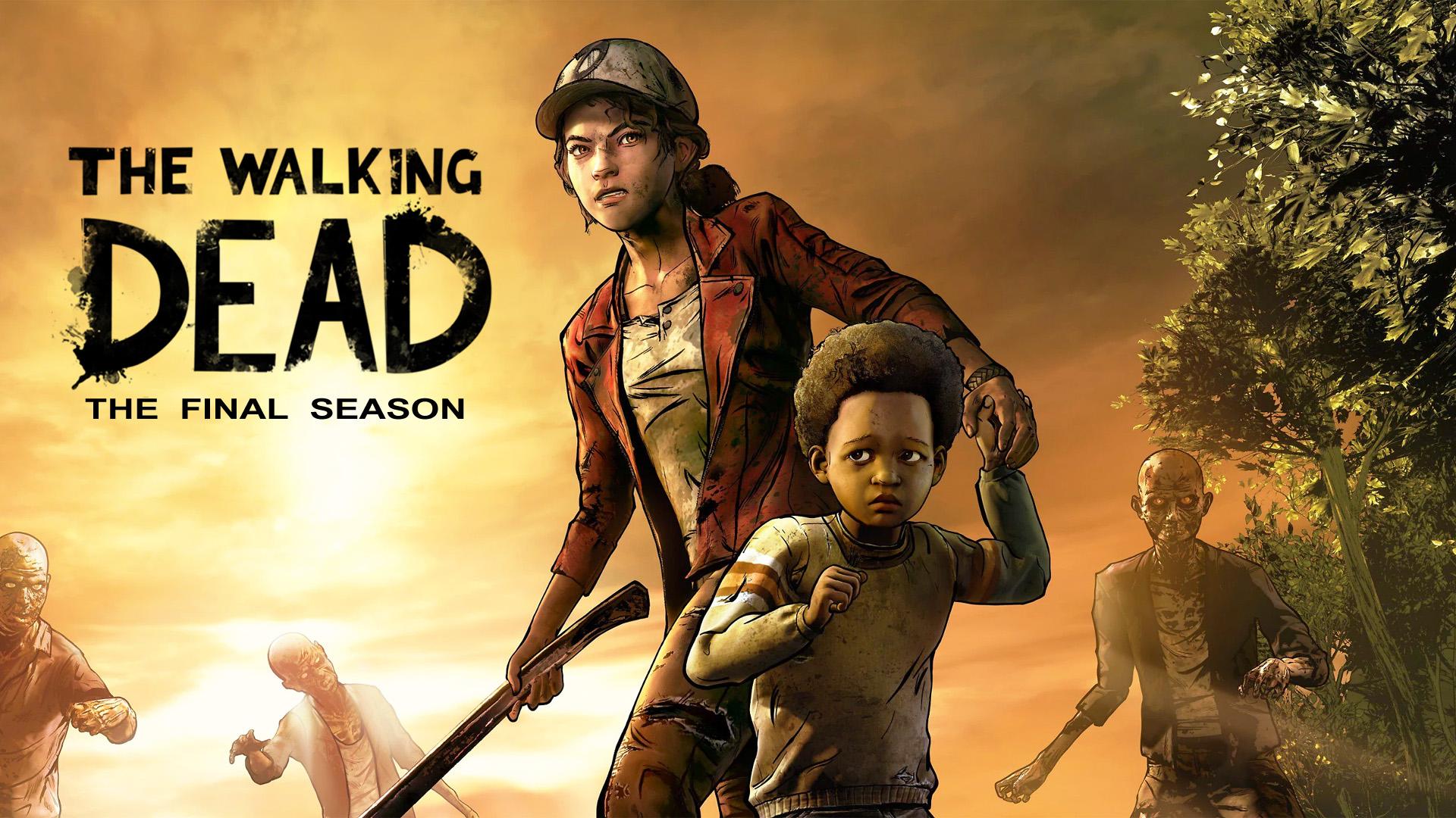 تحميل لعبة the walking dead season 4